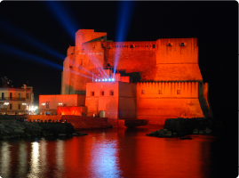 Events in Naples (Campania - Itay)